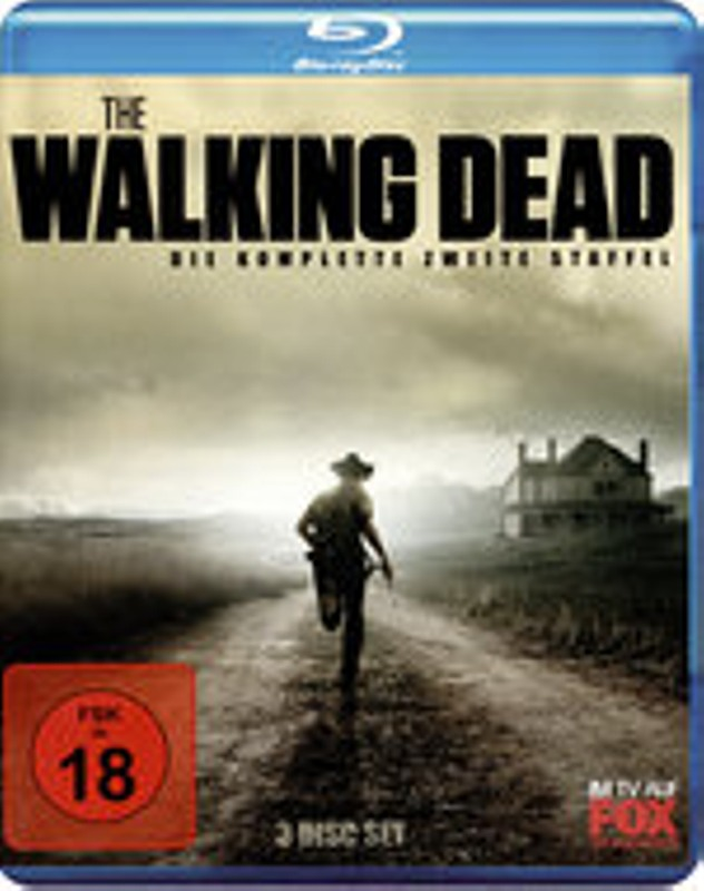 The Walking Dead - Staffel 2 Blu-ray Bild