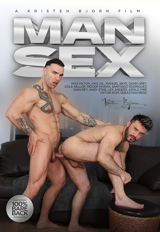 Man Sex Gay DVD Bild