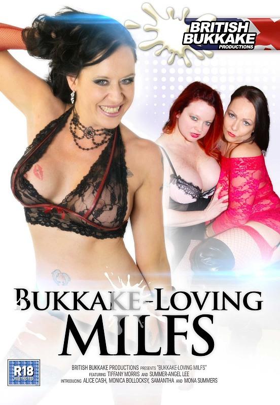 Bukkake-Loving Milfs DVD Bild