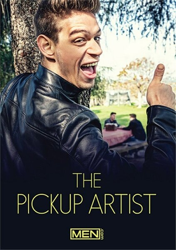 The Pickup Artist Gay DVD Bild