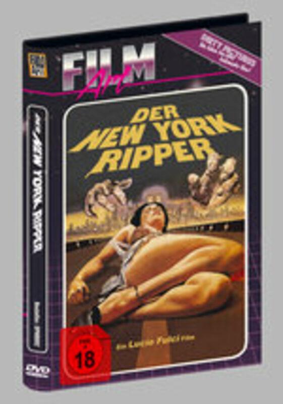 Der New York Ripper DVD Bild