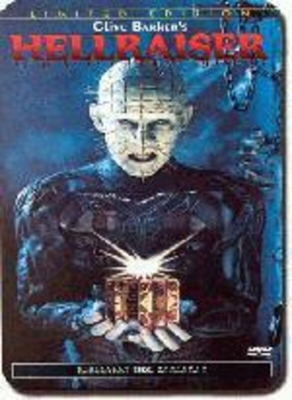 Hellraiser 1-2 Tin Box - Limited Edition RC1 DVD Bild