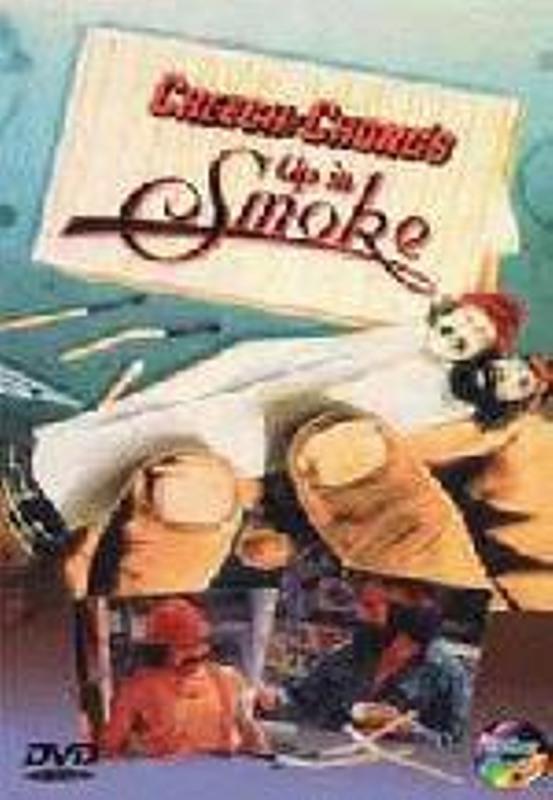 Cheech & Chong - Up in Smoke DVD Bild