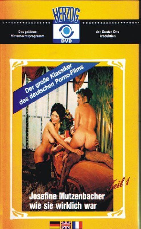 Josefine Mutzenbacher  Teil   1 DVD Bild