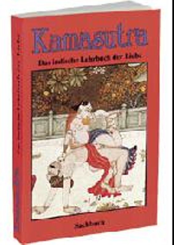Kamasutra Buch Bild
