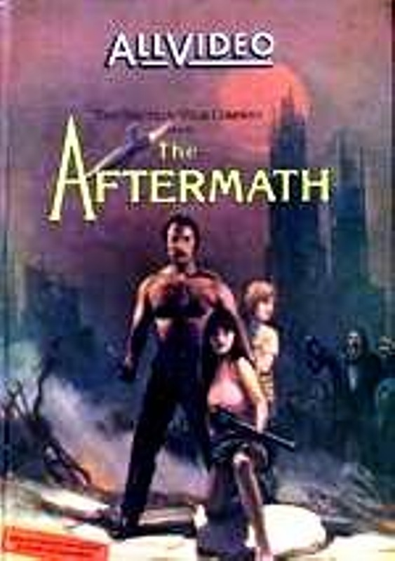 The Aftermath VHS-Video Bild