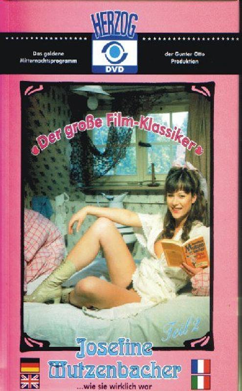 Josefine Mutzenbacher  Teil   2 DVD Bild