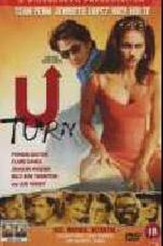 U-Turn UK VHS-Video Bild