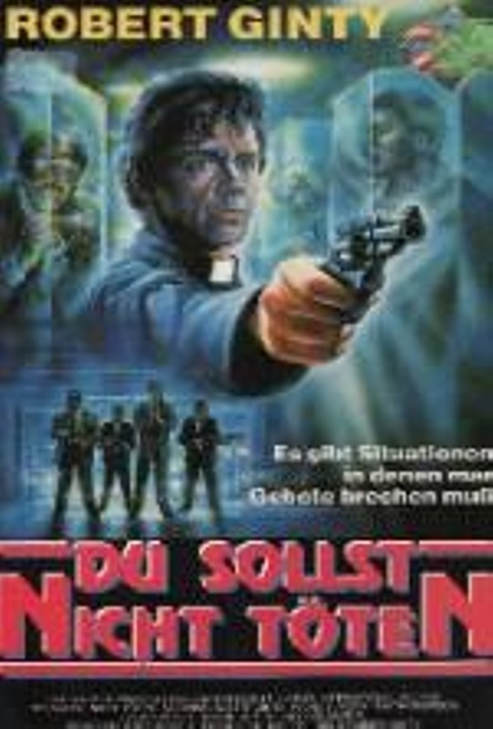 Du Sollst Nicht Töten VHS-Video Bild
