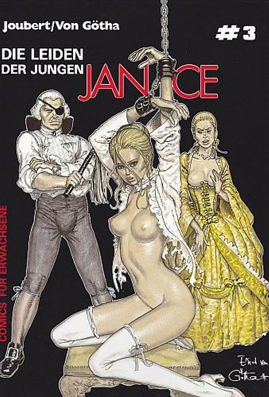 Die Leiden der jungen Janice #3 Comic Bild