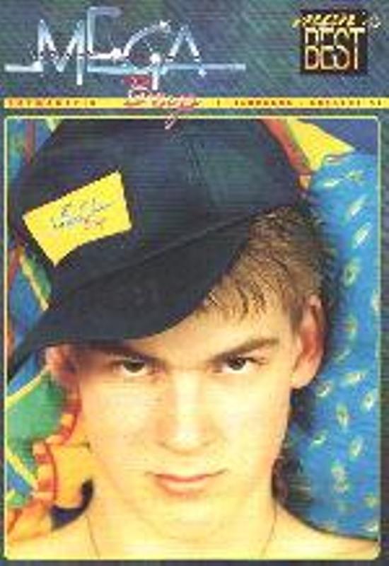 Mega Boys 851 Gay Buch / Magazin Bild