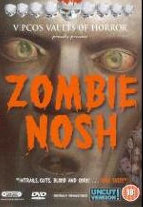 Zombie Nosh DVD Bild