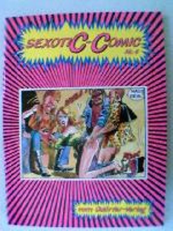 Sexotic - Comic 4 Comic Bild