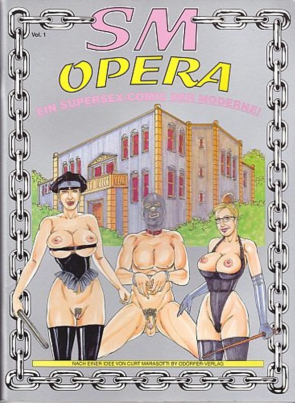 SM Opera 1 Comic Bild