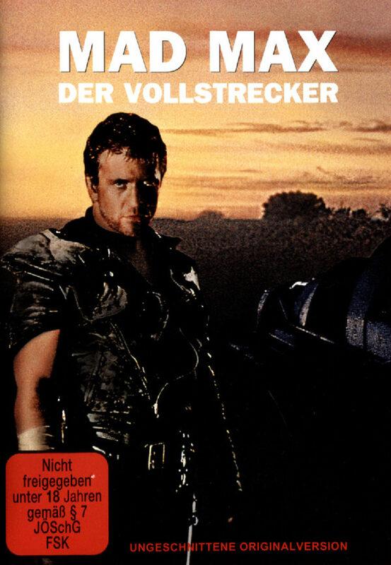 Mad Max 2 - Der Vollstrecker DVD Bild